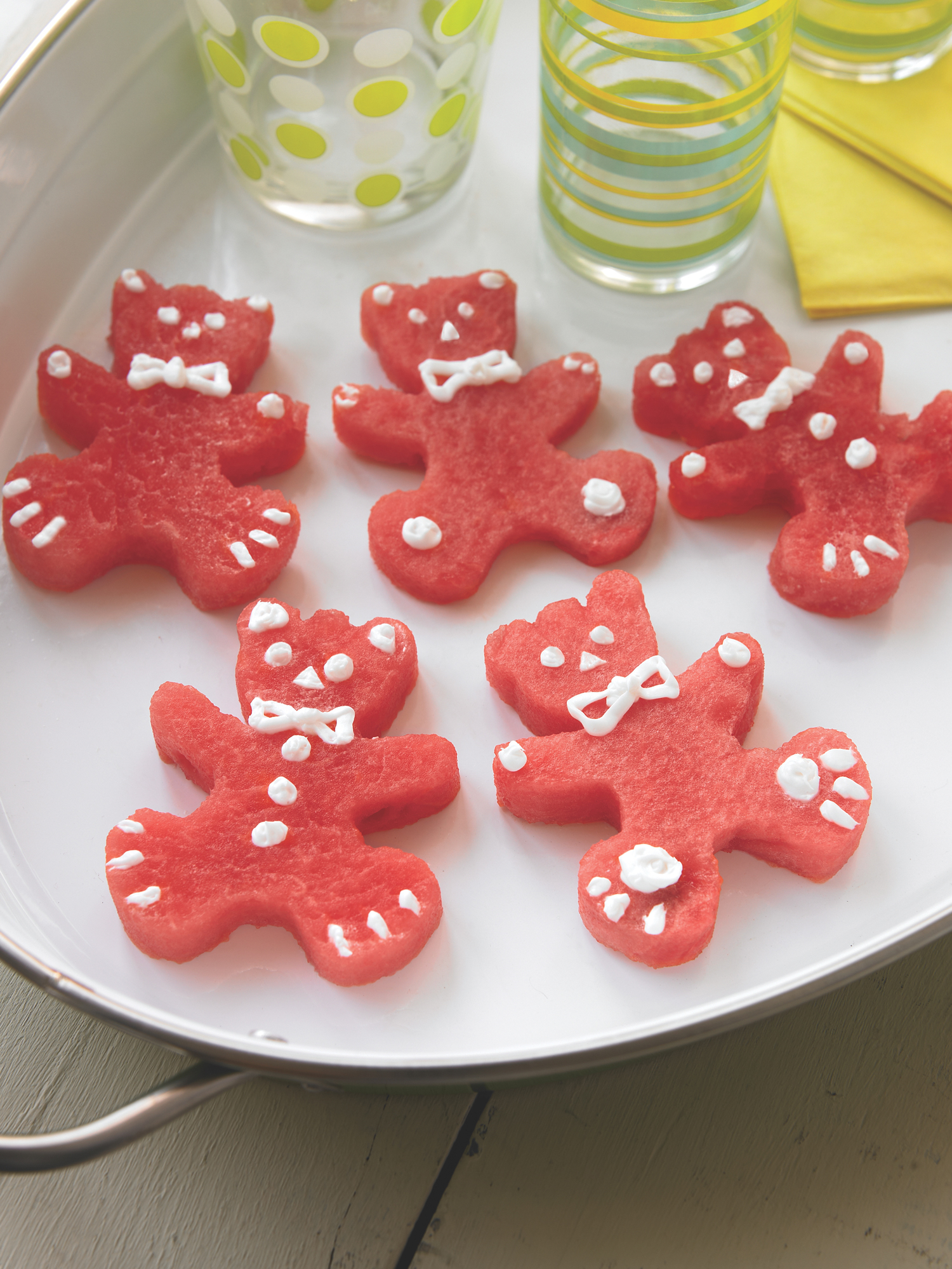 Bearymelon Cookies