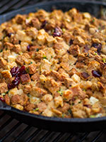 Sausage Cranberry Stuffing